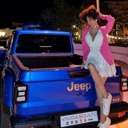 Modelle Brescia • MARIKA FARACI • Fotomodella Influencer