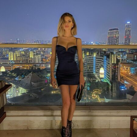 Modelle Brescia • Sabrina Bushi • Fotomodella Influencer