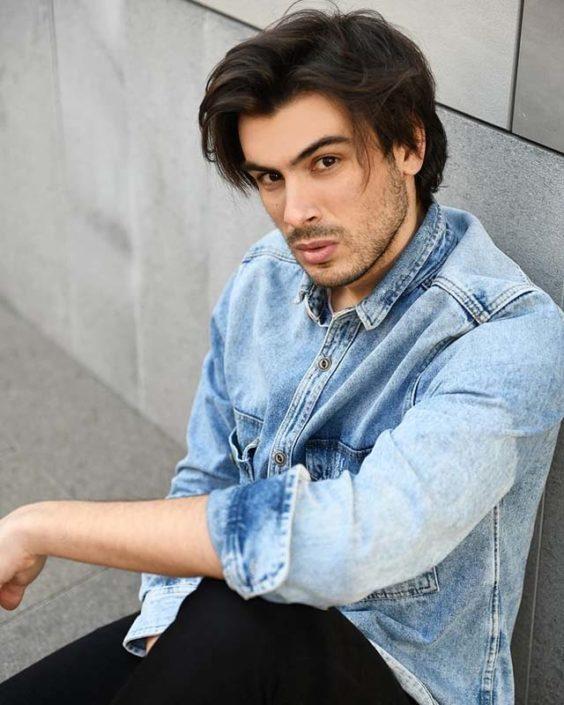 Modelle Brescia • Filippo G • MEN, Manista, Fittings, Cataloghi, Editoriali, fotomodello, top model, abiti da sposo, Sfilate, LookBook, Fotomodello Uomo