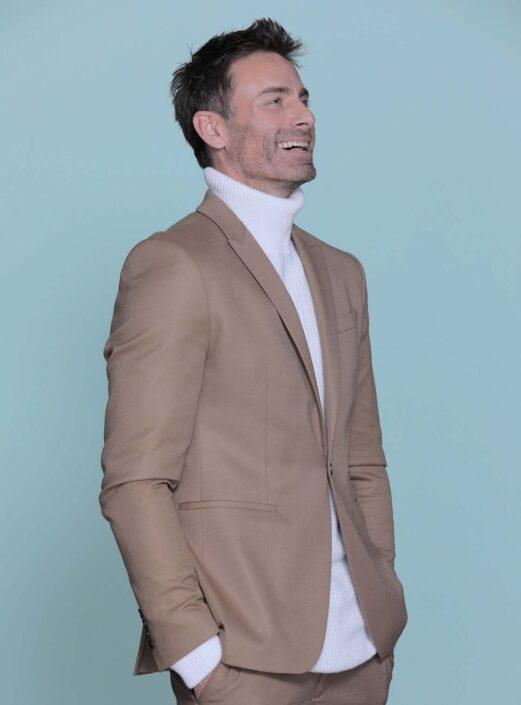 Modelle Brescia • JAMES B • MEN, Manista, Fittings, Cataloghi, Editoriali, fotomodello, top model, abiti da sposo, Sfilate, LookBook, Fotomodello Uomo