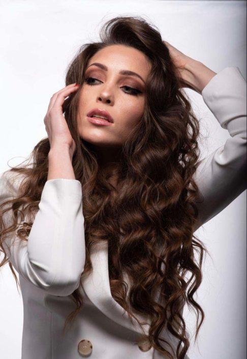 Modelle Brescia • KRISTINA P • WOMEN, Gambista, Beauty, Manista, E-Commerce, Fotomodella Legs / Hand, Top Models, Fotomodella Over 30, Intimo, Abiti da Sposa, Fittings